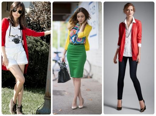 Desejo do Dia, Modelos Femininos, Cardigans, Moda, Estilo S