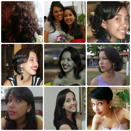 Short Hair, Cabelinhos, Paixão, Estilo S, Evolução