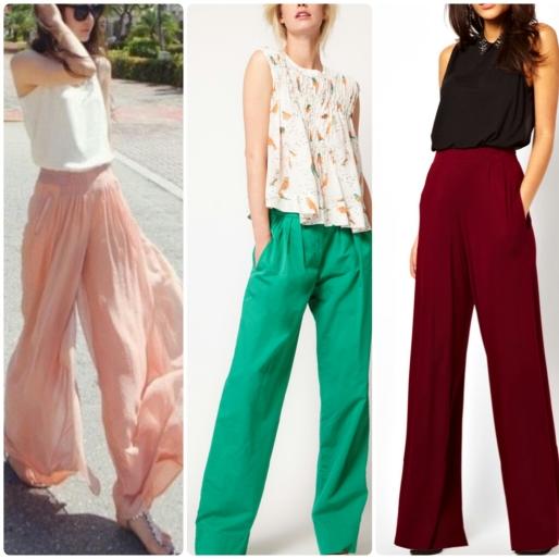 Estilo S, Pantalonas, Calças, Wide Leg, Pants, Desejo do Dia, Moda