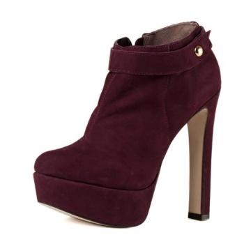 Ankle Boots, Desejo do Dia, Moda, Outono, Inverno, Dicas, Fashion, Olook, Nobuck