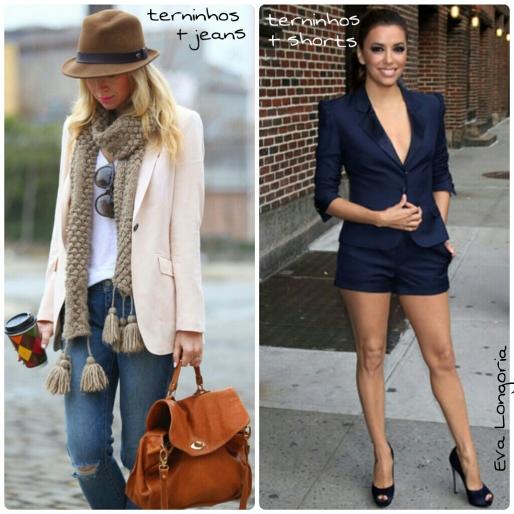 Estilo S, Desejo do Dia, Terninhos, Feminino, Moda, Fashion, Combinação, Jeans, Shorts