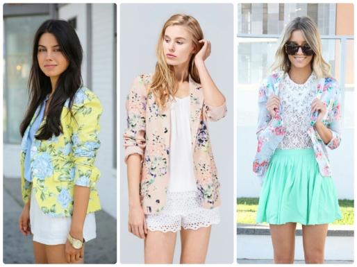 Estilo S, Desejo do Dia, Terninhos, Feminino, Moda, Fashion, Estampas, Florais
