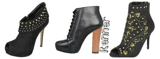 Ankle Boots, Desejo do Dia, Moda, Outono, Inverno, Dicas, Fashion, Renner