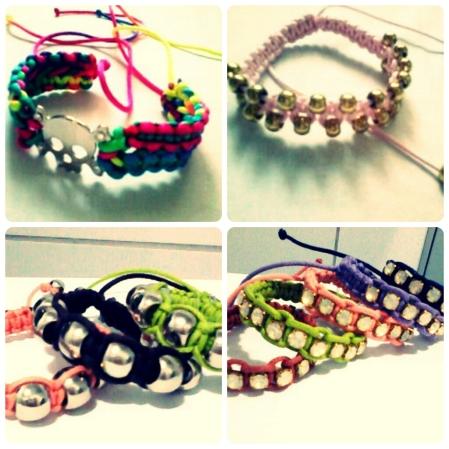 Quinta-Feira DIY, Pulseiras Macrame, Moda, Dicas, Fashion, Ideias, Criatividade