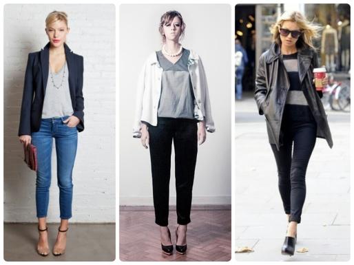 Calças Jeans, Dicas, Moda, Estilo S, Cigarrete
