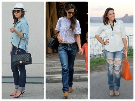 Calças Jeans, Dicas, Moda, Estilo S, Reta