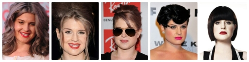 Estilo S, Desejo do Dia, Kelly Osbourne, Cabelos, Mudanças, Cabelos Coloridos