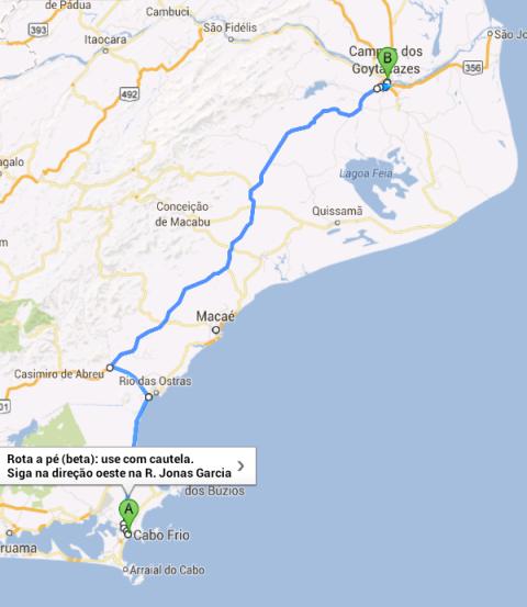 Estilo S, Diário de Bordo, Viajando, Viagem, Cabo Frio