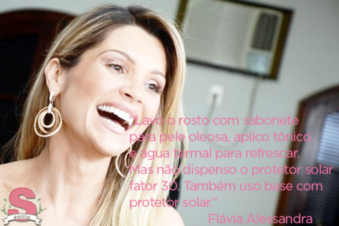 Cuidados com a Pele, Pele Normal, Dicas, Saúde, Estética, Estilo S, Tipo de Pele, Flávia Alessandra