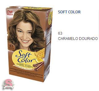 Pintei, Soft Color, Wella, Tonalizante, 6.3, Mudanças Capilares, Caramelo Dourado, Estilo S, Cabelo, Cuidados