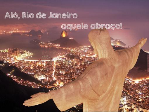 Diário de Bordo, Rio de Janeiro/RJ, RJ, Viagem Cultural, Alô Rio de Janeiro, Aquele Abraço