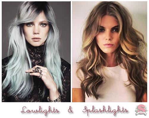 Trend Cabelos, Lowlights, Splashlights, Ombré Hair, Balayage, Balaiagem, Luzes, Highlights, Californianas, Cabelos, Descolorações