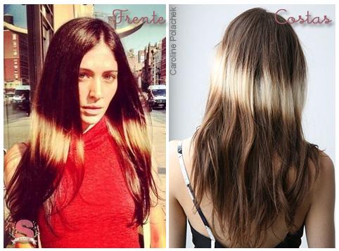 Trend Cabelos, Lowlights, Splashlights, Ombré Hair, Balayage, Balaiagem, Luzes, Highlights, Californianas, Cabelos, Descolorações, Caroline Polachek