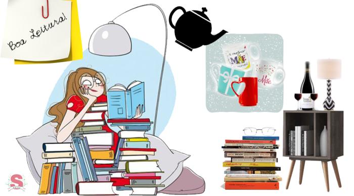 Estilo S, Dicas de Presentes, Dia das Mães, Tipo de Mãe, Mãe Leitora, Livros, Books, Mommy, Mother, Mother's Day