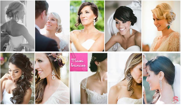 maxi joias, maxi bijus, casamentos, weddings, brides, noivas, ousadia, estilo s, maxi brincos