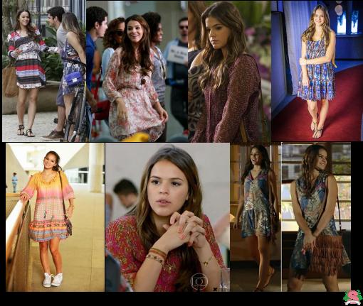 Fashion Trend, Tendência, Inverno, Em Família, Globo, Luiza, Bruna Marquezine, Boho Chic, Boho Romantic, Hippie, Étnico, Boêmio, Bohemian