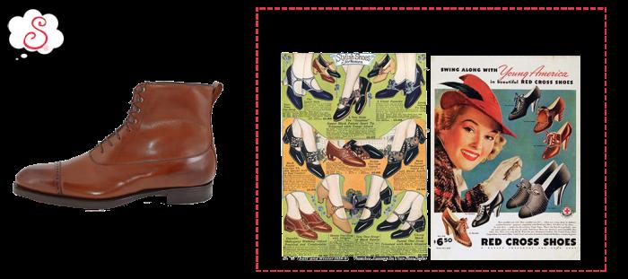 Estilo S, Desejo do Dia, Oxford Shoes, Oxford, Oxonian, Década de 20, Mulheres, Oxford tendência