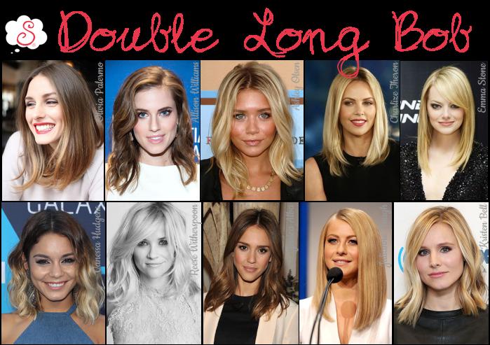 Double Long Bob, Long Bob, Chanel,  Chanel Alongado, Corte Médio, Corte, Cabelos, Novidades, News, Celebrits, Celebridades, Famosas