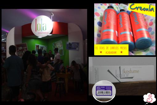 Feira Cosmetic & Cia, Cosmetic & Cia, Open Brasil, Rio das Ostras, Feira de Beleza, Beleza, RJ, Estilo S, Lola Cosmetics, Linha Creoula, Kostume Kolor