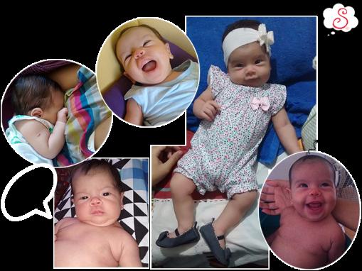 primeiro trimestre, maternidade, mãe de primeira viagem, Aurora, Evolução, C&D, Crescimento e Desenvolvimento, segundo mês