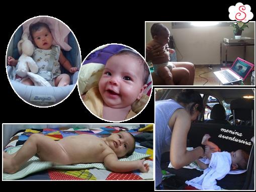 primeiro trimestre, maternidade, mãe de primeira viagem, Aurora, Evolução, C&D, Crescimento e Desenvolvimento, terceiro mês
